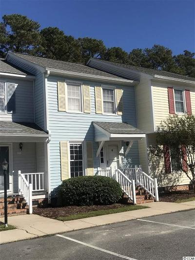 Myrtle Beach Condo/Townhouse For Sale: 2970 Old Bryan Dr. #B2