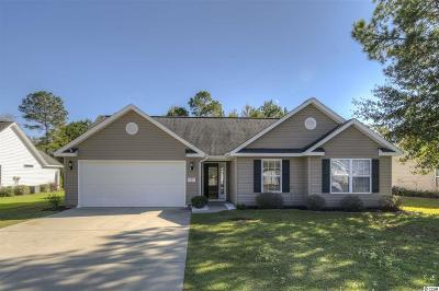 myrtle beach Single Family Home For Sale: 325 Southern Branch Dr.