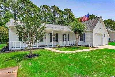 Murrells Inlet Single Family Home For Sale: 621 Blue Bird Ln.