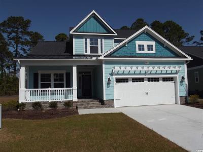 Myrtle Beach Single Family Home For Sale: 602 Indigo Bay Circle