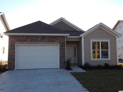 Murrells Inlet Single Family Home For Sale: 191 Heron Lake Ct.