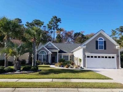 Murrells Inlet Single Family Home For Sale: 321 Winding Brook Ct.