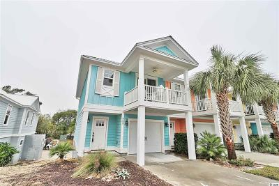North Myrtle Beach Condo/Townhouse For Sale: 4927 Cinzia Ln. #6F
