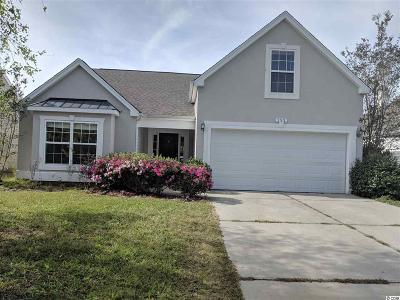 myrtle beach Single Family Home For Sale: 293 Carolina Farms Blvd.