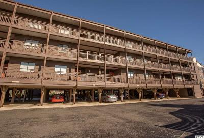 North Myrtle Beach Condo/Townhouse For Sale: 210 N Ocean Blvd. #169