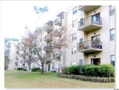 Myrtle Beach Condo/Townhouse For Sale: 5001 Little River Rd. #E-108