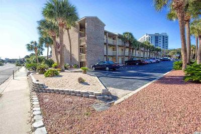Myrtle Beach Condo/Townhouse For Sale: 6803 N Ocean Blvd. #219