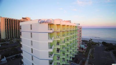 Myrtle Beach Condo/Townhouse For Sale: 7000 N Ocean Blvd. #126