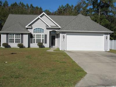 Murrells Inlet Single Family Home For Sale: 266 Four Leaf Ln.