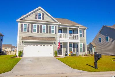 Myrtle Beach Single Family Home For Sale: 3269 Saddlewood Circle
