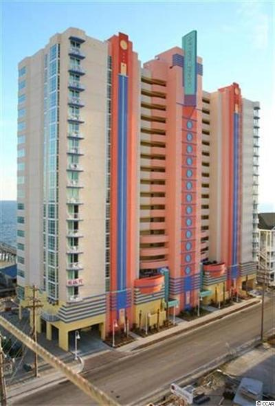 North Myrtle Beach Condo/Townhouse For Sale: 3601 N Ocean Blvd. #1131