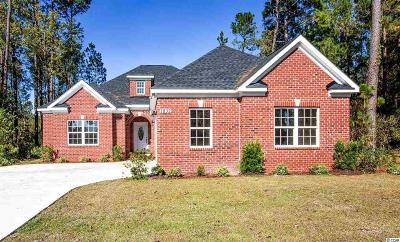 Conway Single Family Home For Sale: 1832 Wood Stork Dr.