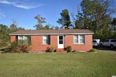 Conway Single Family Home For Sale: 2828 Dayton Dr.