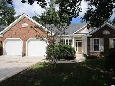 Myrtle Trace Single Family Home For Sale: 227 Candlewood Dr.