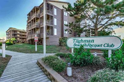 North Myrtle Beach Condo/Townhouse For Sale: 202 N Ocean Blvd. #113
