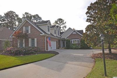 Pawleys Island Single Family Home For Sale: 223 Berwick Dr.