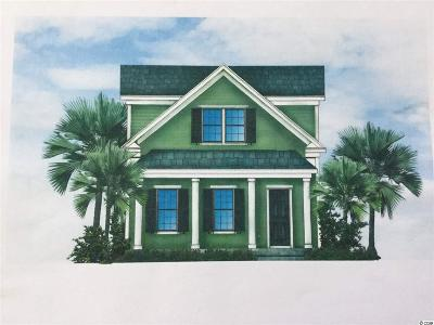 Myrtle Beach Single Family Home For Sale: Lot 222 Crystal Water Way