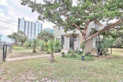 Myrtle Beach Single Family Home For Sale: 309 N 6th Ave. N