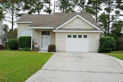 Myrtle Beach Single Family Home For Sale: 490 Wallingford Circle