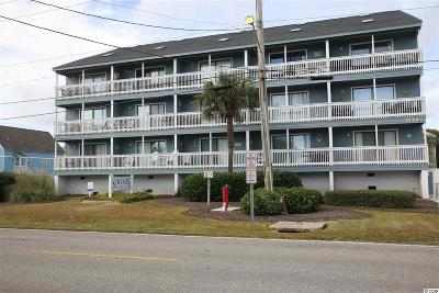 Surfside Beach Condo/Townhouse For Sale: 1210 N Ocean Blvd. #203