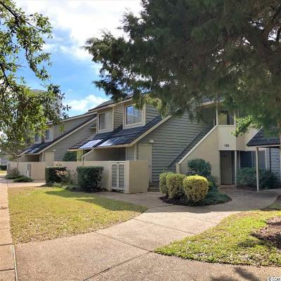 Myrtle Beach Condo/Townhouse For Sale: 118 Hartland Dr. #12-D