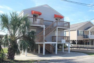 North Myrtle Beach Single Family Home For Sale: 926 S Ocean Blvd.