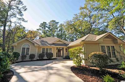 North Myrtle Beach Single Family Home For Sale: 1208 Pine Valley Rd.
