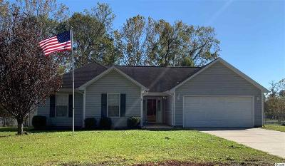 Conway Single Family Home For Sale: 3319 New Rd.
