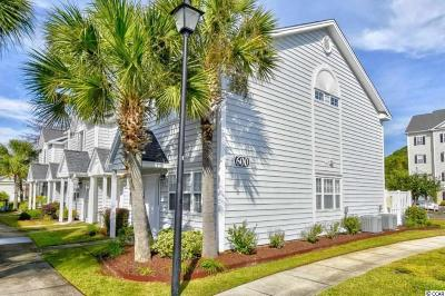 Murrells Inlet Condo/Townhouse For Sale: 600 Sailbrooke Ct. #102