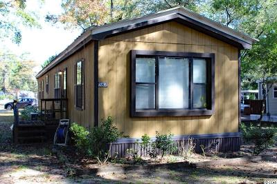 Murrells Inlet Single Family Home For Sale: 582 Mimosa Dr.