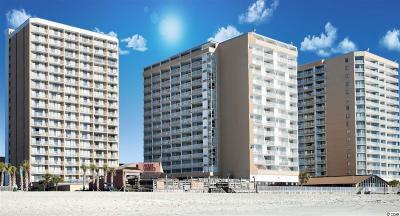 Myrtle Beach Condo/Townhouse For Sale: 9550 Shore Dr. #720