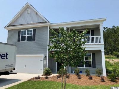 Murrells Inlet Single Family Home Active-Pend. Cntgt. On Financi: Tbd 46 Star Buck Lake Rd.