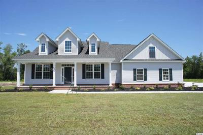 Conway Single Family Home Active-Pend. Cntgt. On Financi: Tbd - Lot 6 Landing Rd.
