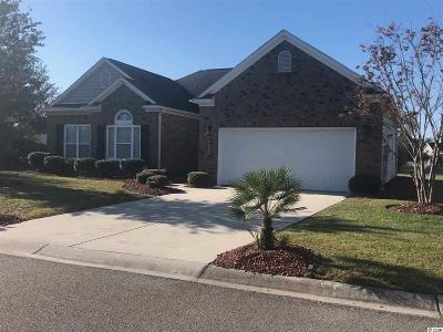 North Myrtle Beach Single Family Home For Sale: 5101 Windy Pines Dr.