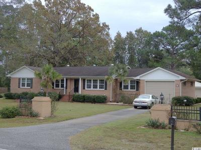 Georgetown Single Family Home For Sale: 982 Brick Chimney Rd.