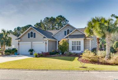 North Myrtle Beach Single Family Home Active-Pending Sale - Cash Ter: 4511 Waters Edge Ct.