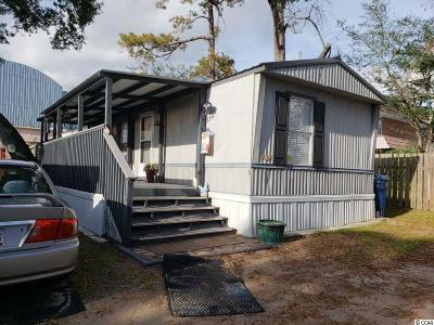 Myrtle Beach Single Family Home For Sale: 407 9th Ave. S