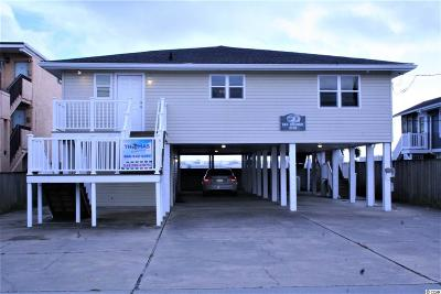 North Myrtle Beach Single Family Home For Sale: 4502 N Ocean Blvd.