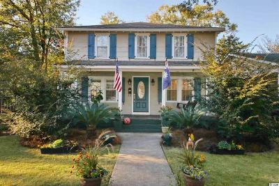 Georgetown Single Family Home For Sale: 407 Cannon St.