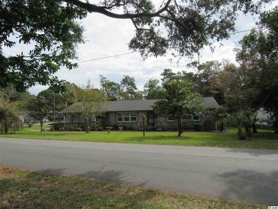 North Myrtle Beach Single Family Home For Sale: 4001 Poinsett St.