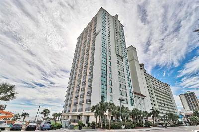 Myrtle Beach Condo/Townhouse For Sale: 3000 N Ocean Blvd. #1101