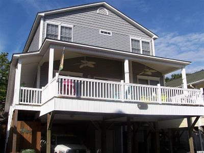 Surfside Beach Single Family Home For Sale: 1590 Sharks Tooth Trail