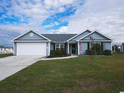 Loris SC Single Family Home For Sale: $169,900