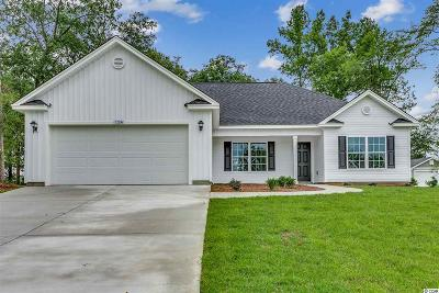 Horry County Single Family Home For Sale: 124 Clearwind Ct.