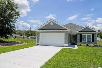 Conway Single Family Home For Sale: 3105 Shandwick Dr.