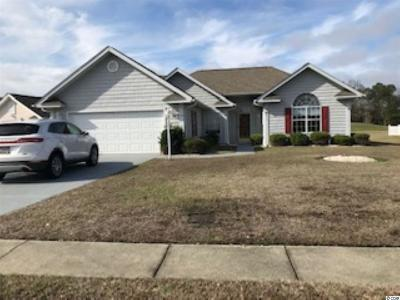 Longs Single Family Home Active-Pending Sale - Cash Ter: 411 Meadow View Ct.