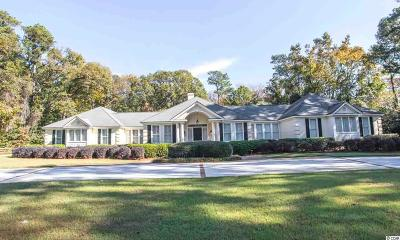 Pawleys Island Single Family Home For Sale: 494 Old Augusta Dr.