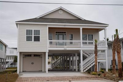 North Myrtle Beach Single Family Home For Sale: 314 46th Ave. N