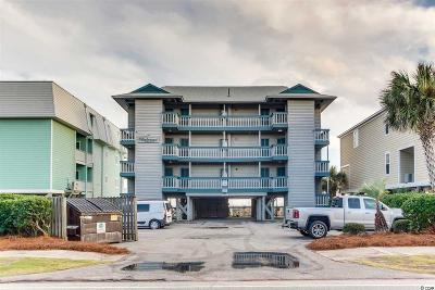 Surfside Beach Condo/Townhouse For Sale: 1015 S Ocean Blvd. #101