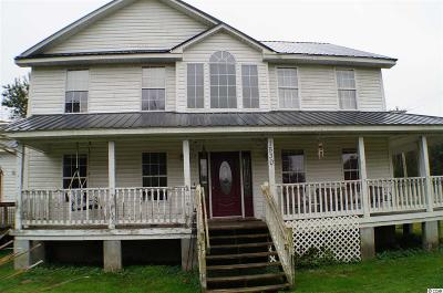 Conway Single Family Home For Sale: 1530 Bucksport Rd.